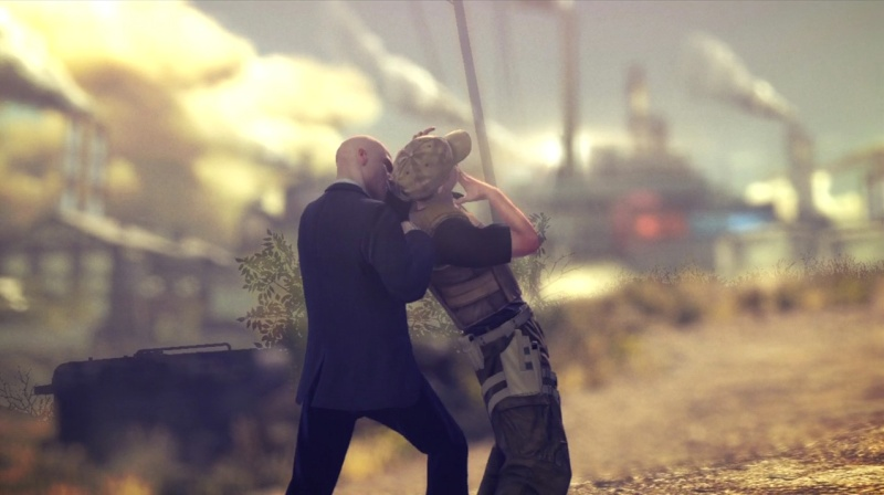 Hitman Absolution 7