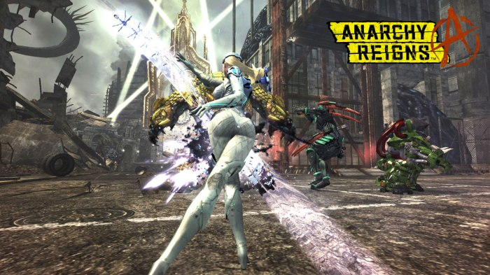 Anarchy Reigns 2